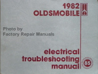 1982 Oldsmobile Electrical Troubleshooting Manual