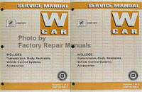 2005 Buick Century Factory Service Manuals