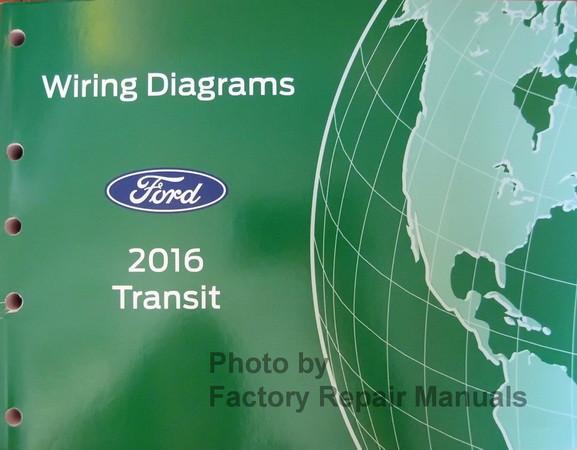 2016 Ford Transit Electrical Wiring Diagrams Original