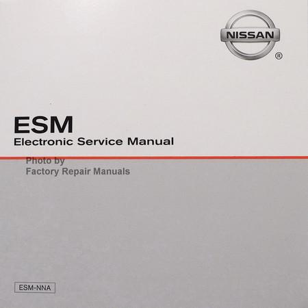 2018 nissan rogue sport factory service manual cd rom original shop rh factoryrepairmanuals com electronic repair manual for vehicles electronic repair manual for vehicles