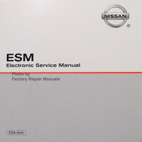 Nissan 2018 Rogue Hybrid ESM Electronic Service Manual