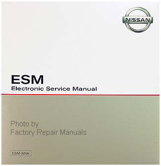 2018 nissan titan titan xd factory service manual cd rom original rh factoryrepairmanuals com 2012 nissan titan factory service manual 2017 nissan titan factory service manual