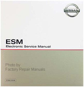 2018 Nissan LEAF Electronic Service Manual CD-ROM