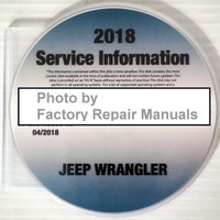 2018 Service Information Wrangler