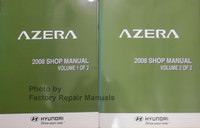 Hyundai Azera 2008 Shop Manual