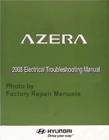 Azera 2008 Electrical Troubleshooting Manual Hyundai