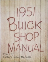 1951 Buick Shop Manual