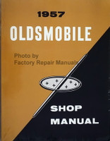 1957 Oldsmobile Shop Manual