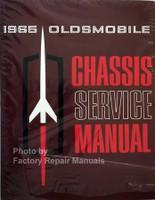 1965 Oldsmobile 98, Cutlass, Delta 88, Dynamic, F-85, Jetstar, Starfire, Super 88, Vista Cruiser Service Manual