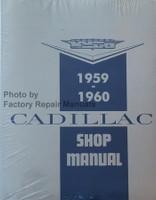 1959 1960 Cadillac Shop Manual