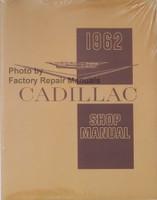 1962 Cadillac Shop Manual