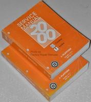 2000 Chevrolet Cavalier & Pontiac Sunfire Factory Shop Service Manual Set