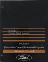 6.0L Diesel Powertrain Control/Emissions Diagnosis 2005 Service Manual