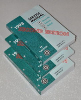 1998 OLDS ACHIEVA PONTIAC GRAND AM BUICK SKYLARK Shop Service Repair Manual Set