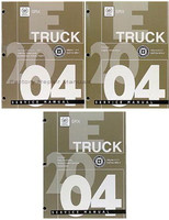 Cadillac SRX E-Truck GM Service Manual 2004 Volume 1, 2, 3
