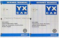 2005 Cadillac XLR Roadster Factory Shop Service Repair Manual Set