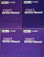 Hummer H2 N-Truck 2007 Service Manual Volume 1a, 1b, 2a, 2b