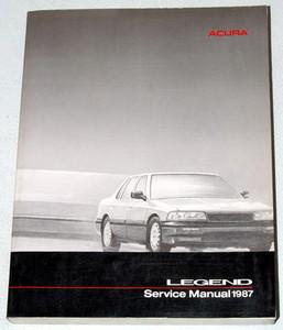 1987 acura legend sedan factory service manual original shop repair rh factoryrepairmanuals com acura legend online service manual acura legend service manual pdf