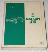1980 Datsun 510 Service Manual