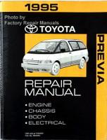 1995 Toyota Previa Repair Manual