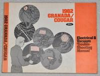 1982 Ford Granada Mercury Cougar Electrical & Vacuum Troubleshooting Manual