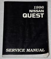 1996 Nissan Quest Service Manual
