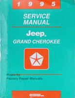 1995 Service Manual Jeep Grand Cherokee
