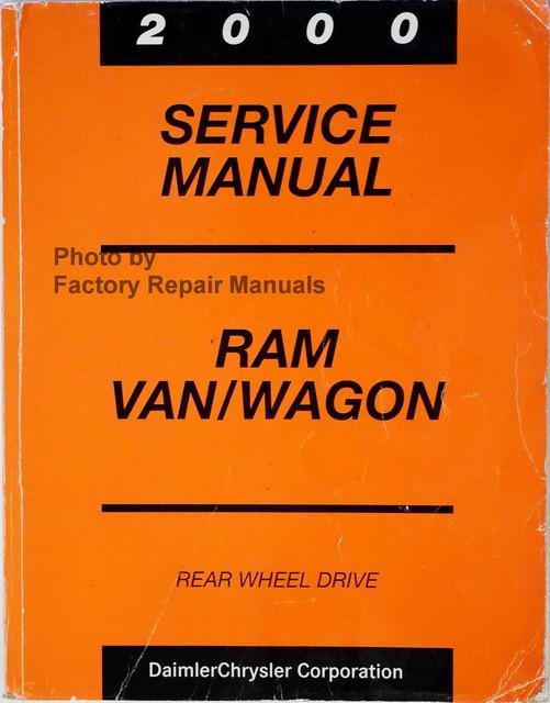 ram van manual free owners manual u2022 rh wordworksbysea com 1994 Dodge B350 Ram Van Wiring Diagram Dodge Ram 3500 Tradesman