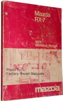 Mazda RX-7 1979 Workshop Manual