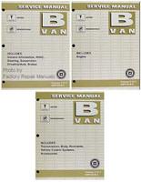 2005 Pontiac Aztek & Buick Rendezvous Shop Service Repair Manual Set
