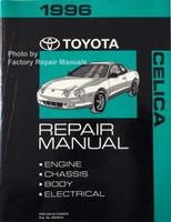 1996 Toyota Celica Repair Manual