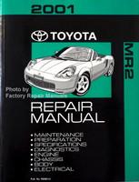 2000 toyota mr2 spyder factory service manual original shop repair rh factoryrepairmanuals com 2007 Toyota MR2 2007 Toyota MR2