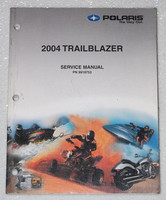 2004 POLARIS TRAIL BLAZER 250 ATV Service Manual OEM Factory Shop Repair 9918753