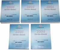 2008 Chrysler 300, Dodge Charger & Magnum Factory Shop Service Manual Set