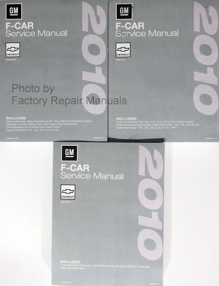 2010 chevy camaro factory shop service repair manual set rh factoryrepairmanuals com Levon Helm Anne Helm