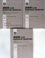 2009 GM A-Car Chevrolet Cobalt/Cobalt SS/Cobalt SS Turbo Pontiac G5 Service Manual