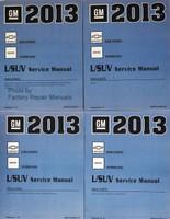 2013 Equinox Terrain Service Manuals GM LSUV Platform