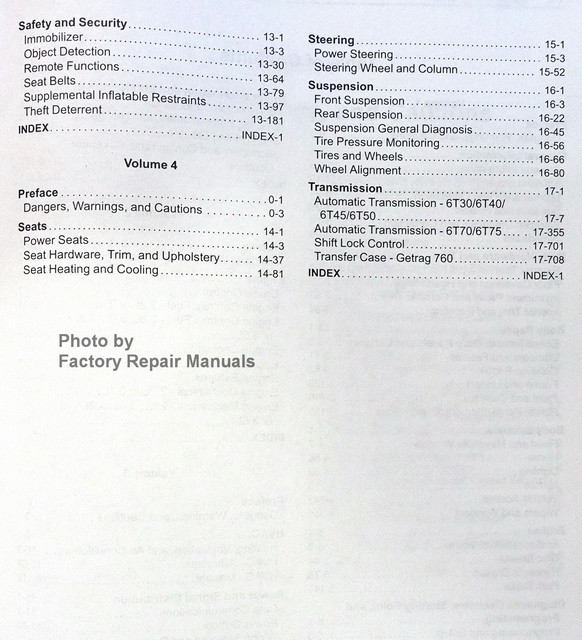 gmc terrain repair manual pdf