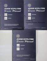 2008 STPU/TRK Service Manual Chevrolet Colorado GMC Canyon Volume 1, 2, 3