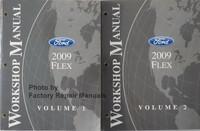Ford 2009 Flex Workshop Manual Volume 1, 2