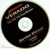 Mercury Verado 4 Stroke 200 225 250 275 Outboard Factory border=