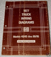 Gm GMC Truck School Bus Chassis Page 1 Factory Repair Manuals. 1977 Chevy And GMC Medium Heavy Duty Truck Bus Wiring Diagrams Manual. GMC. GMC Heavy Truck Electrical Diagrams At Scoala.co