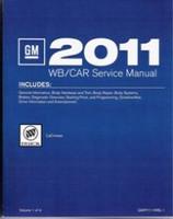2011 Buick LaCrosse Factory Service Manual Shop Repair Set