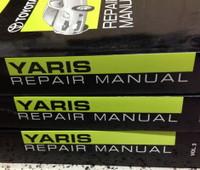 2009 Toyota Yaris Repair Manuals