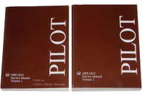 2009 2010 Honda Pilot Factory Service Repair Manual - 2 Volume Set