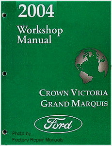 2004 ford crown victoria mercury grand marquis marauder factory rh factoryrepairmanuals com 2004 Mercury Grand Marquis Fuse Box Diagram 2004 Mercury Grand Marquis Fuse Box Diagram