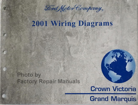 Diagram 2001 Ford Crown Victoria Mercury Grand Marquis Electrical Wiring Diagram Full Version Hd Quality Wiring Diagram Diagramsduhon Fermobiologico It