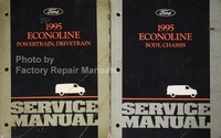1995 Ford Econoline Service Manual Volume 1, 2