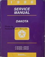 1996 Service Manual Dakota