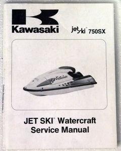 1992 1993 kawasaki jet ski 750sx service manual js750 a1 js750 a2 rh factoryrepairmanuals com Bullet Jet Ski Watercraft Best Jet Ski Watercraft